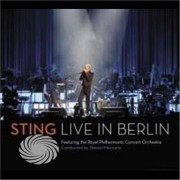 Video Delta Sting - Sting: Live In Berlin - CD