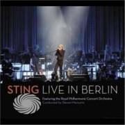 Video Delta Sting - Sting: Live In Berlin - CD