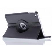 Zwarte 360° draaibare tablethoes voor de iPad Mini 4