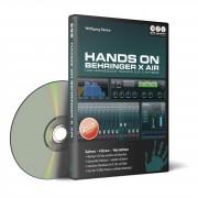 DVD Lernkurs Hands On Behringer X Air - Das umfassende Training zur X Air Serie