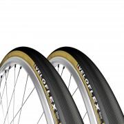 Veloflex Master 23 Clincher Road Tyre Twin Pack - 700c x 23mm - Black