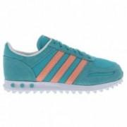 Pantofi sport femei Adidas La Trainer turcoaz masura 36 23