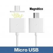 tiendatec CABLE USB 2.0 A MICRO USB MAGNETICO
