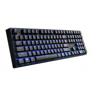 CM STORM QUICKFIRE XTi DUAL LED MECHANICAL GAMING KEYBOARD; BROWN