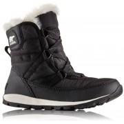 Sorel W's Whitney Short Lace Boots Black 2018 US 7,5 EU 38,5 Vinterkängor