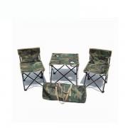 Set masa si scaune pentru iesiri in aer liber,picnic, pliabile