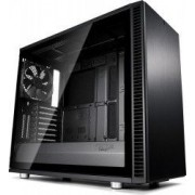 Carcasa Fractal Design Define S2 Tempered Glass Light FD-CA-DEF-S2-BKO-TGL Blackout