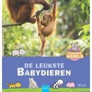 Wondere wereld: De leukste babydieren - Mack van Gageldonk