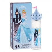 Disney Princess Cinderella eau de toilette 100 ml per bambini