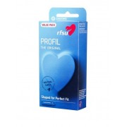 RFSU The Original Profil Condoms 30-pack Kondomer Transparent