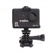 Camera video sport E BODA SJ6100 4K Wi Fi rezistenta la apa