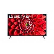 Televizor LED LG 43UN71003LB, 4K, 108 cm, Procesor Quad Core, Smart TV, CI+, Bluetooth, Wi-Fi, Clasa energetica A, Negru