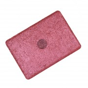 Protector Jyx Accesorios Macbook Pro 13.3 Glitter Brillos - Rosa