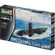 Revell Revell05067 27.2cm USS Dallas Ssn-700 Model Kit by Revell of Germany