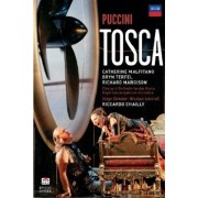 Catherine Malfitano, Richard Margison, Bryn Terfel - Puccini: Tosca (DVD)