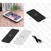 Универсално безжичнo зарядно 'Qi Wireless Charger - Slim Pad'