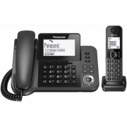 Panasonic Kx-Tgf310exm Colore Nero Cordless Dect