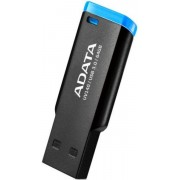 Stick USB A-DATA UV140, 64GB, USB 3.0 (Negru/Albastru)