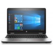 HP ProBook 650 G3 i7-7820HQ / 15.6 FHD AG SVA / 8GB 1D DDR4 2400 / 256GB Turbo G2 TLC / W10p64 / DVD+-RW / 1yw / Intel 8265 AC 2x2+BT 4.2 / vPro / FPR / No NFC (No NFC) (QWERTY)