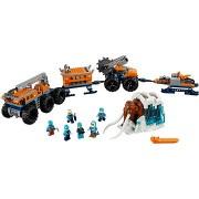 LEGO City 60195 Sarki mobil kutatóbázis