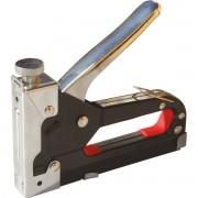 Capsator manual profesional, metalic, pentru tapiterie, capse 4 - 14 mm