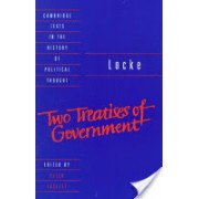 Locke: Two Treatises of Government Student Edition (Locke John)(Paperback) (9780521357302)