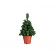 Markslöjd 703971 - Decoratiune Brad de Craciun MAGGI LED/1,2W/3xAA verde 70cm