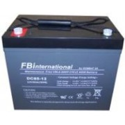 Acumulator 12V 85Ah VRLA, GEL 260x170x211mm FBinternational for ROMBAT DCG85-12