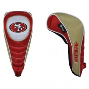 McArthur Sports NFL 49ers Driver Headcovers【ゴルフ アクセサリー>ヘッドカバー】