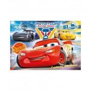 Puzzle 104 Cars 3 rayo McQueen Dinoco - Clementoni