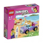 Lego Juniors Going Out to a Beach Surfing & Beach Set 10677 Japan by Lego [Parallel Import Goods]