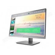 HP 23' LED - EliteDisplay E233 - 1920 x 1080 - 5 ms Dalle IPS - DisplayPort - HDMI - Hub USB - Pivot - Noir/Argent