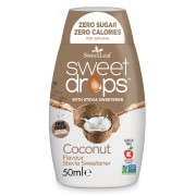 Sweet Drops - Indulcitor Stevie cu Cocos 50ml