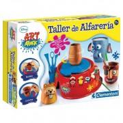 Taller Alfareria Torno Art Attack - Clementoni