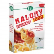 Esi Kalory Emergency 1000 grassi e carboidrati (24 ovalette)