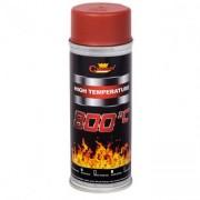 Spray vopsea rosu CHAMPION etriere ,universal rezistent termic 800°C 400ml