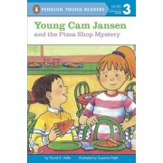 Young CAM Jansen and the Pizza Shop Mystery, Paperback