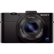 Aparat Foto Digital Sony DSC-RX 100 II Black