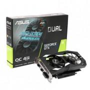 GeForce GTX1650 4GB Asus DUAL-GTX1650-O4G videokartya
