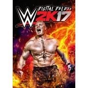 2K WWE 2K17 (Digital Deluxe) Steam Key EUROPE