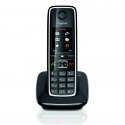 Siemens Gigaset C530 Telefone Dect Preto