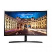 """Монитор Samsung C24F396FHUX (LC24F396FHUXEN), 23.5"""" (59.69 cm) VA LED, Full HD Curved, 4ms, Mega, 250 cd/m2, HDMI"""