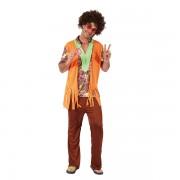 Hippie Kille Maskeraddräkt