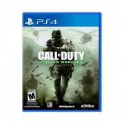 Ps4 Juego Call Of Duty Modern Warfare Remastered