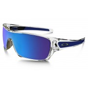 Oakley Turbine Rotor Cykelglasögon blå/transparent 2019 Solglasögon