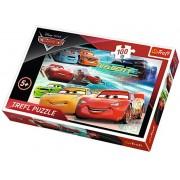 Puzzle Trefl - Cars, 100 piese (64796)