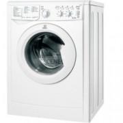 Перална машина Indesit IWC 61051 EU, клас A+, 6 кг. капацитет, 1000 оборота в минута, свободностояща, 60 cm. ширина, LED индикатори, бяла