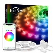 Banda LED Smart WiFi USB, Gosund NiteBird, Smart Life APP
