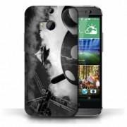Carcasa Fancy a Cuppa - HTC One M8 M8s
