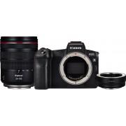 Canon EOS R + RF 24-105mm f/4L IS USM + EOS EF-RF Adapter